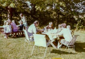 1973 - Two tables
